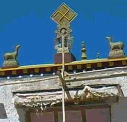 Garudasielejas templis