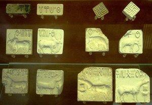 IndusValleySeals3500–1900 BC
